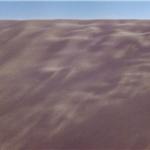 風吹砂砂紋