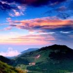 七星雲彩 / 溫紹良攝,陽明山國家公園管理處提供