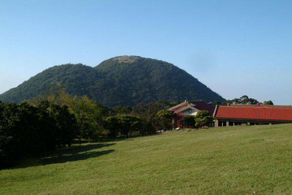 紗帽山(韓志武攝)