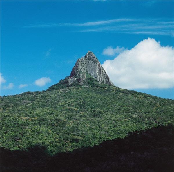 遠眺大尖山