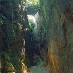 社頂小峽谷