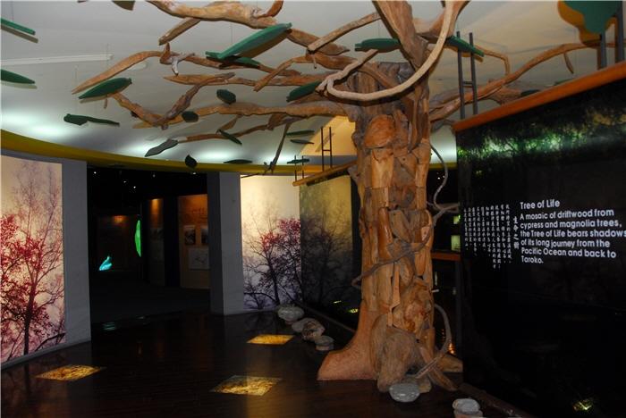 太魯閣遊客中心人與自然館