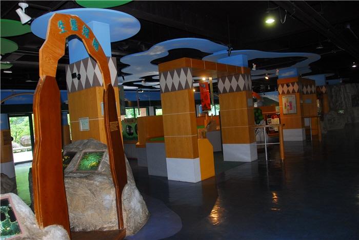 太魯閣遊客中心兒童環境教育館