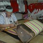 布洛灣展示館-太魯閣族婦女織布