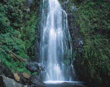 武陵桃山瀑布
