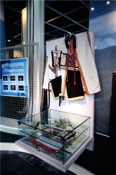 布農文物館展示品
