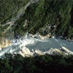 瓦拉米附近拉庫拉庫溪谷- 觀石
