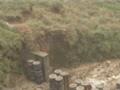 陽管處大屯橋上邊坡崩塌區整治工程