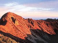 雪霸國家公園-聖稜線
