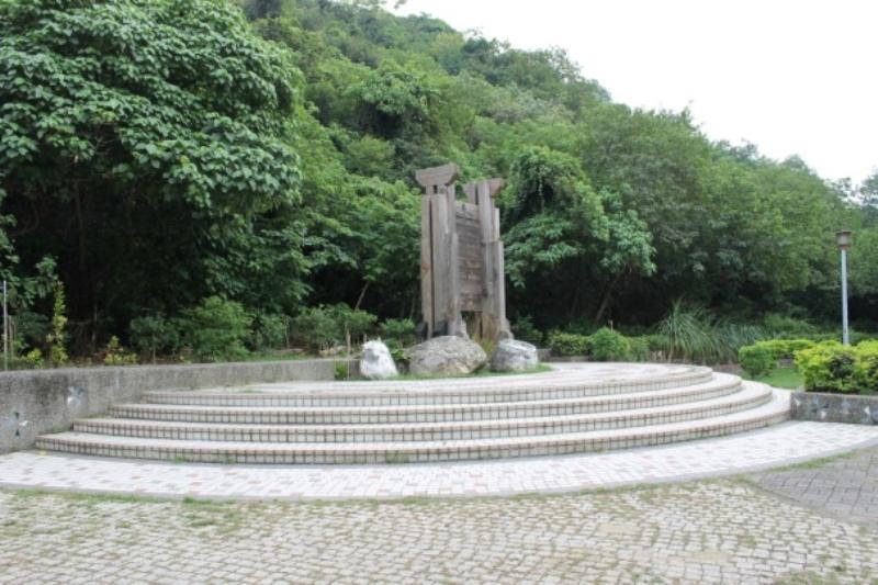 壽山國家自然公園:半屏山