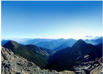 玉山國家公園:玉山主峰線