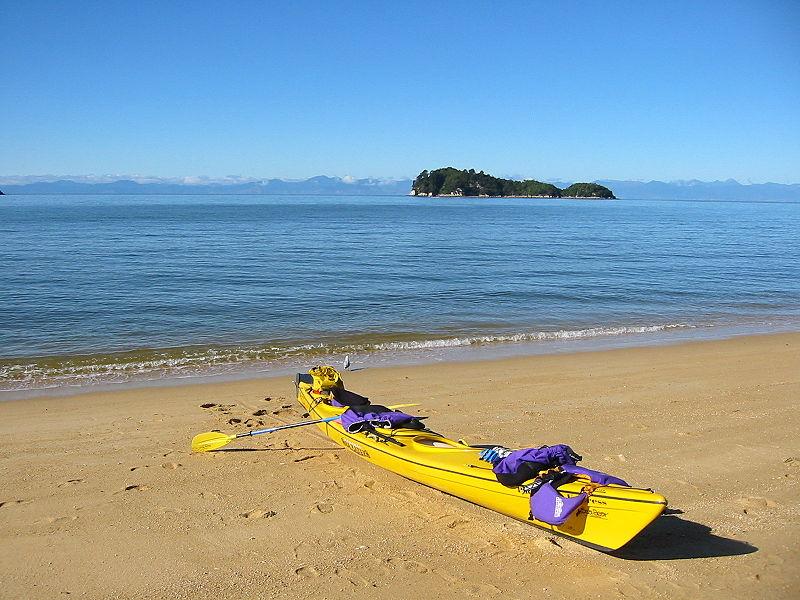 亞伯塔斯曼國家公園(Abel Tasman National Park)收入破百萬超越歷年紀錄