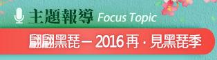翩翩黑琵─2016再●見黑琵季