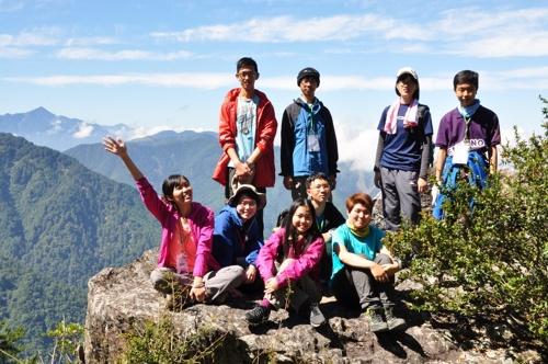 陸海空全方位的生態體驗營隊—2017國家公園 Youth Camp活動介紹