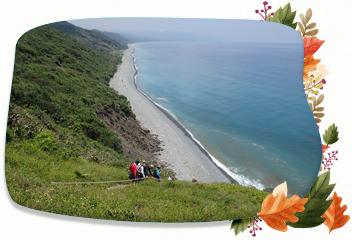 琅嶠卑南道:旭海-南田段(墾丁國家公園管理處提供)