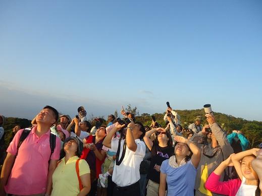 跟著老鷹起飛 飽覽滿州風光—2017琅嶠鷹季系列活動 與12(X)微旅行「臺灣國家公園微旅行護照」正式發行