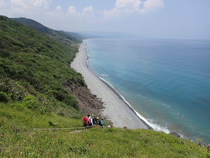 沒有公路的海岸—琅嶠卑南道-旭海至南田段