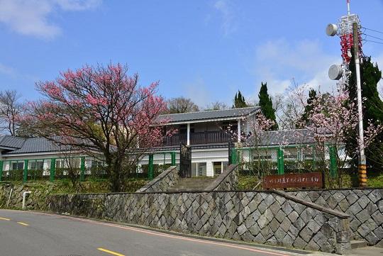 竹子湖蓬萊米原種田故事館