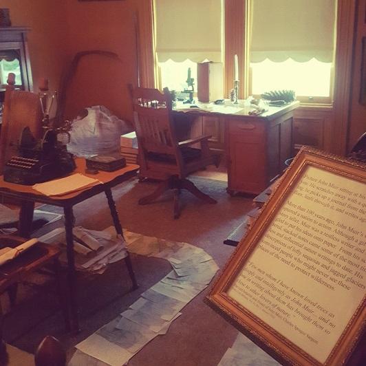 繆爾國家歷史遺址結合人物故事與自然體驗,播種「繆爾精神」