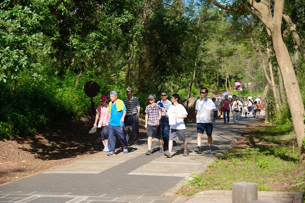 Kinmen National Park Headquarters will kick the events off, inviting friends from all over the world to Stroll in Zhongshan Memorial Forest