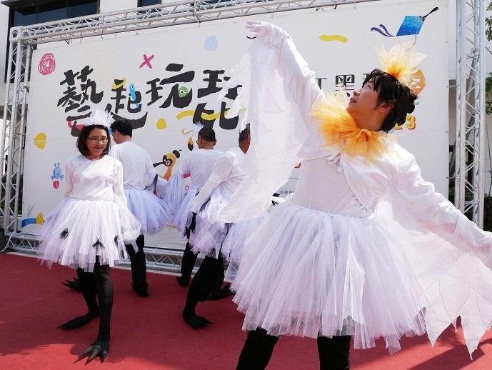 藝起玩琵--台江國家公園運用多重創意活動行銷黑琵季 (同場加映: 國土計畫下國家公園定位檢討座談會)