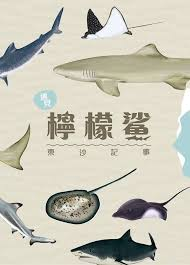 《翻開東沙記事,讓你遇見檸檬鯊》封面