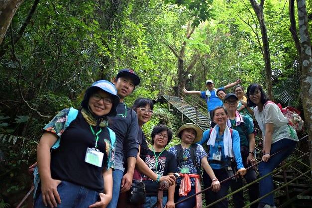 來去部落住一晚--太魯閣系列小旅行 (同場加映2018 IUCN綠色名錄國際交流工作坊)