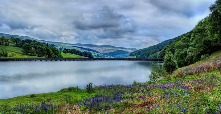 峰區國家公園是英國第一座國家公園,於1951年成立  (圖片取自Flickr,攝影師highlights6 )