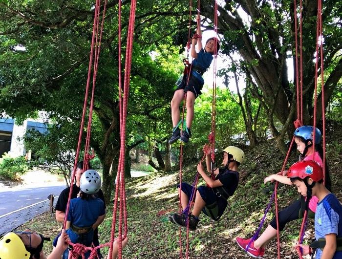 打開體驗知識的大門: 少年特攻隊之蟲蟲危饑 in菁山遊憩區