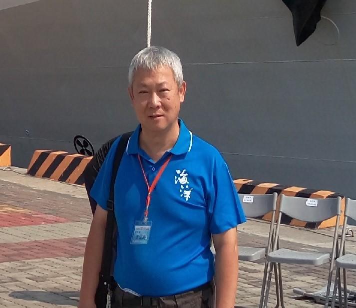 志工訪談—海洋國家公園 黎匡時