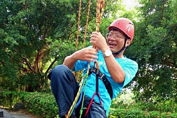志工訪談—壽山國家自然公園 廖德嵩