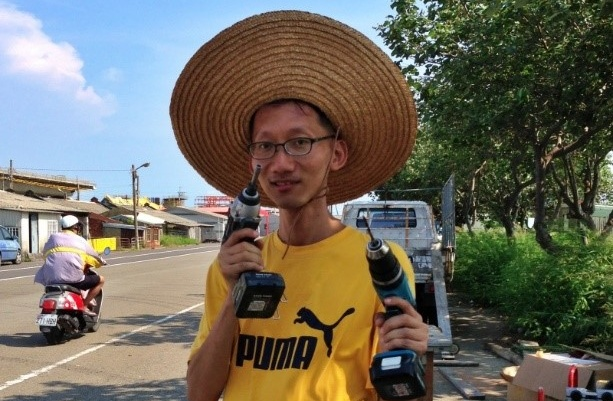 志工訪談—台江國家公園 林彥同