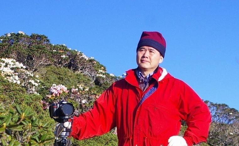 志工訪談—雪霸國家公園 徐智茂