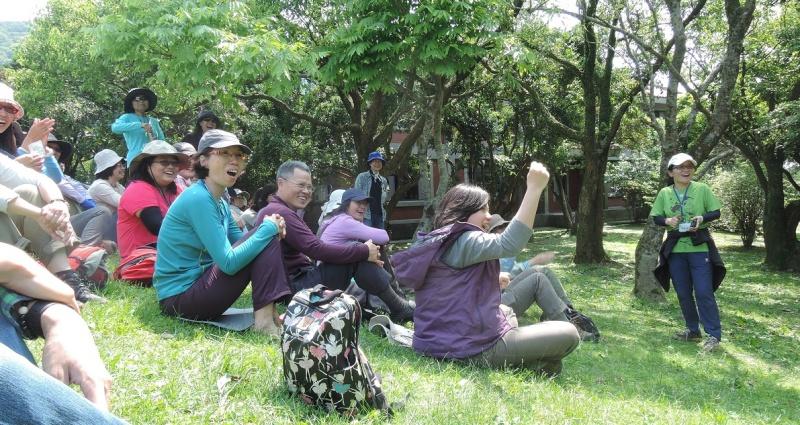 108年陽明山自然體驗研習營2