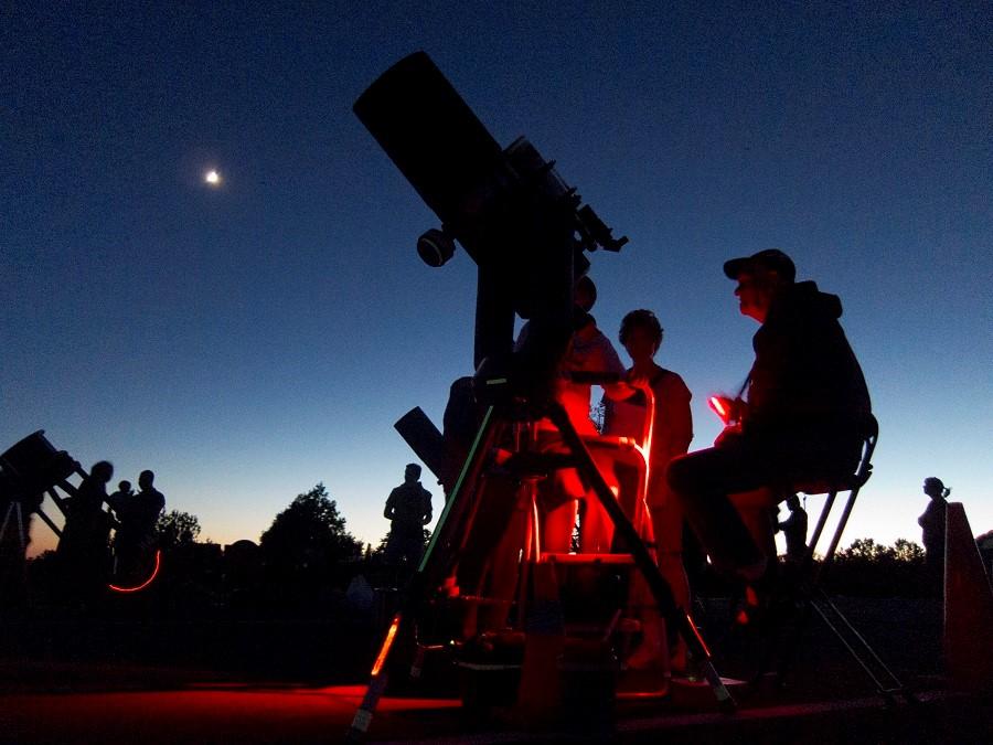 大峽谷國家公園觀星活動