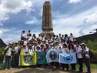 海角樂園的熱情相遇─2016年墾丁志工聯盟大會