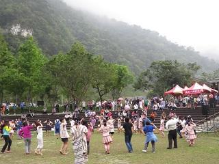 山谷間的天籟樂章─太魯閣部落音樂會