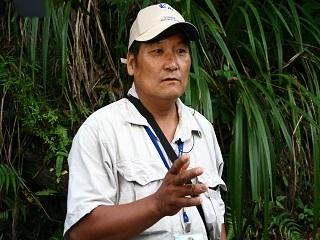 緬懷過去的獵人 永遠的臺灣黑熊守護者-林淵源