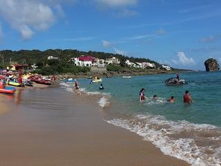 水色夏天,國家公園海域遊憩安全