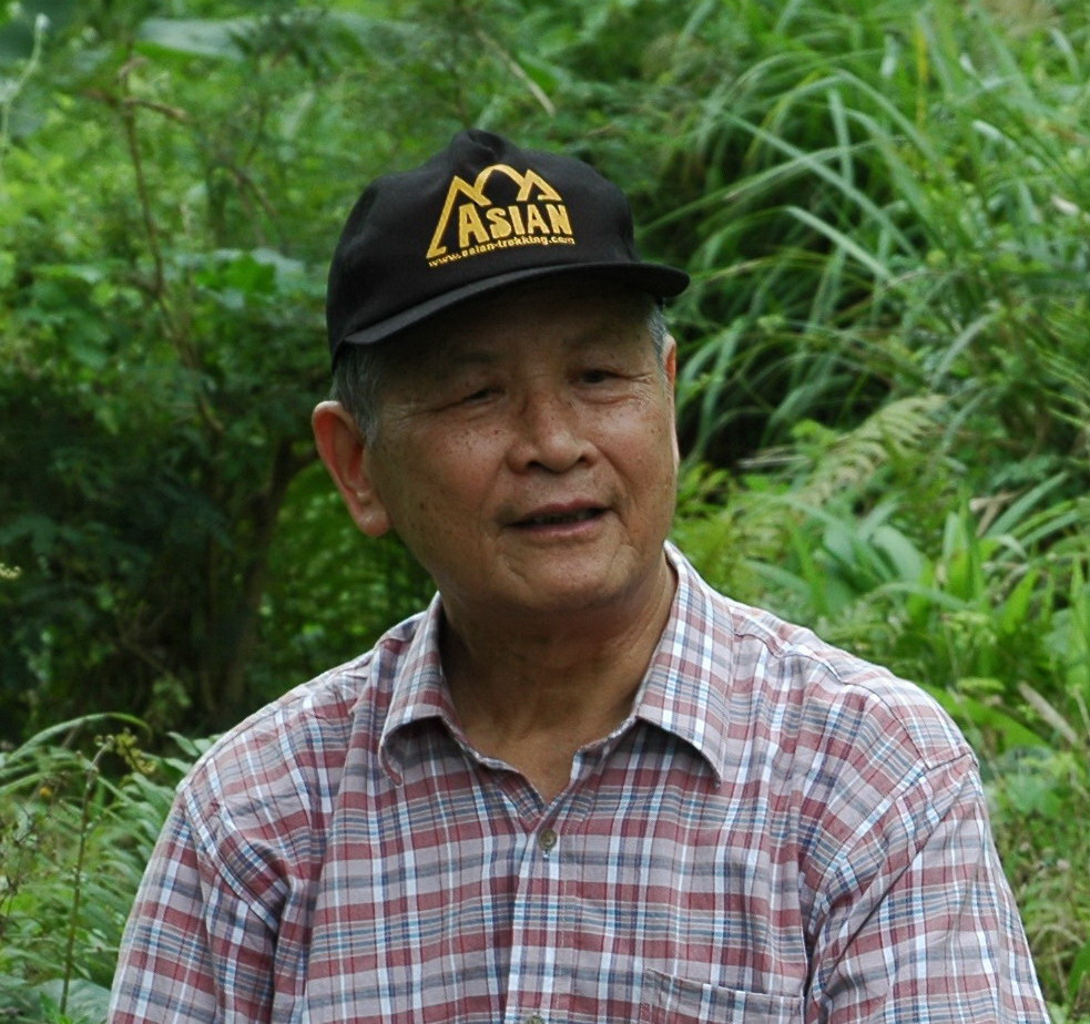 踏上人生最後一座山 臺灣古道的先行者─楊南郡