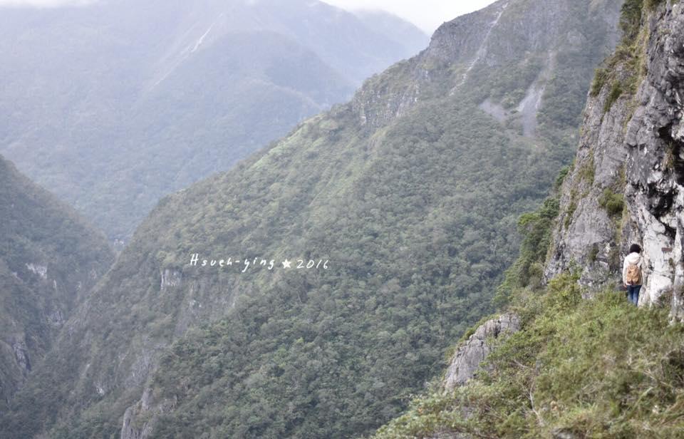 太魯閣錐麓古道︱上山的節奏。一點五