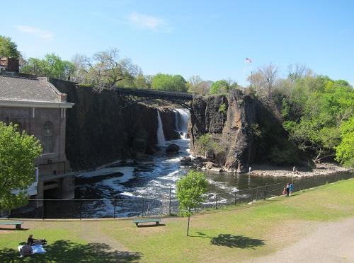 美國國家公園系列Paterson Great Falls National Park: 百年前引領未來的模範城市,百年後回顧過去的時光膠囊