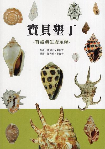 《寶貝墾丁 : 有殼海生腹足類》封面